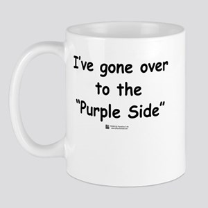 Purple Side -  Mug