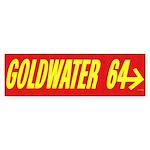 goldwater Bumper Sticker