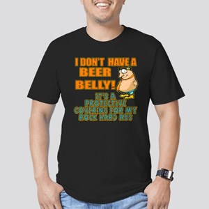 My Beer Belly Men's Fitted T-Shirt (dark)