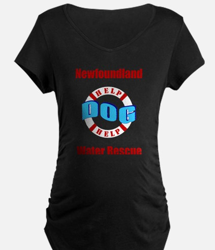 Newfoundland Water Rescue T-Shirt