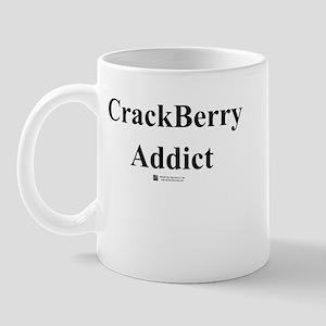 CrackBerry Addict -  Mug