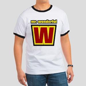 Mr Wonderful Ringer T