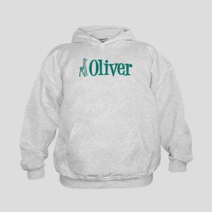 Oliver's Girraffe Kids Hoodie