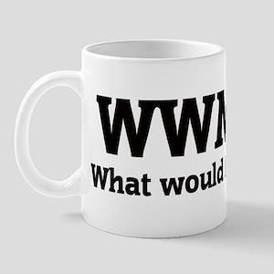 What would Mark do? Mug