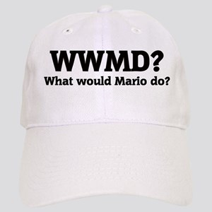 What would Mario do? Cap