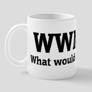 What would Mario do? Mug