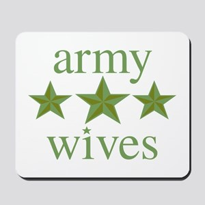 Army Wives Mousepad