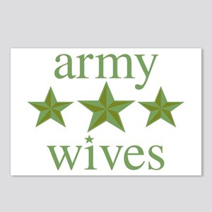 Army Wives Postcards (Package of 8)