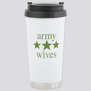 Army Wives Stainless Steel Travel Mug