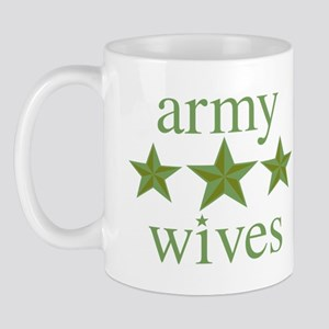 Army Wives Mug