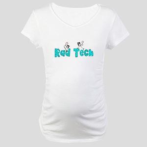 radiology Maternity T-Shirt