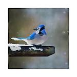 Blue Jay Queen Duvet