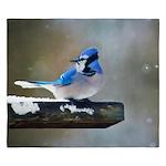 Blue Jay King Duvet
