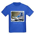 Blue Jay Kids Dark T-Shirt