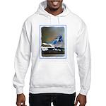 Blue Jay Hooded Sweatshirt