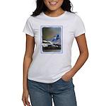 Blue Jay Women's Classic White T-Shirt