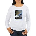 Blue Jay Women's Long Sleeve T-Shirt
