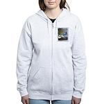 Blue Jay Women's Zip Hoodie