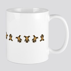 Cartwheel Bears Mug