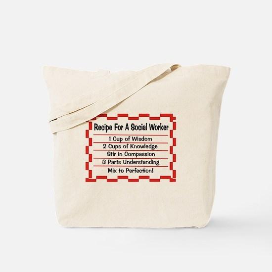 Social Worker II Tote Bag