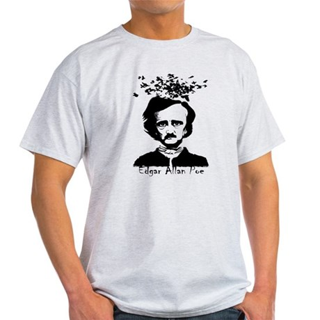 EDGAR ALLAN POE Light T-Shirt