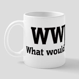 What would Josh do? Mug