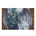 Make-Shift Angel III Postcards (Package of 8)