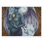 Make-Shift Angel III Small Poster