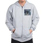 Fox Coat Zip Hoodie
