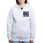 Fox Coat Women's Zip Hoodie