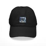 Fox Coat Black Cap