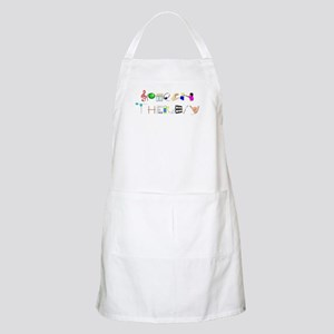 Speech Therapy Apron