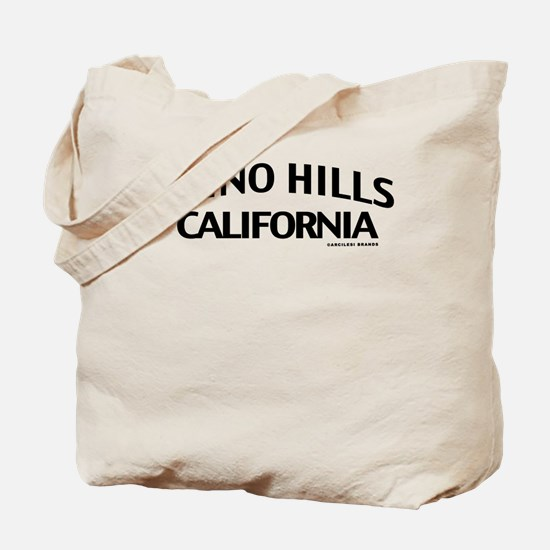 Chino Hills Tote Bag