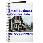 Small Business Creates Jobs Journal