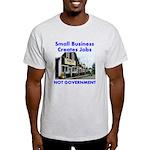 Small Business Creates Jobs Light T-Shirt