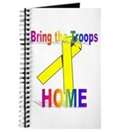Bring the Troops Home Journal