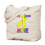 Bring the Troops Home Tote Bag