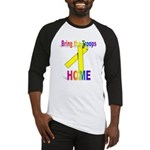 Bring the Troops Home Baseball Jersey