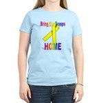 Bring the Troops Home Women's Light T-Shirt
