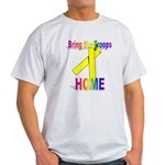 Bring the Troops Home Light T-Shirt