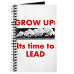 Grow Up - Its time to Lead Journal