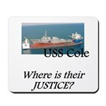 Where is their justice? Mousepad