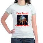 Human Racist Jr. Ringer T-Shirt