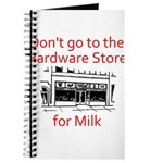 Hardware Store for Milk Journal