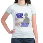 Soldier Votes Must Count Jr. Ringer T-Shirt