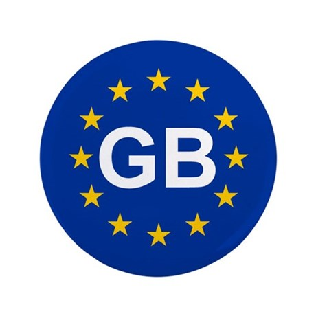 """EU UK 3.5"""" Button"""
