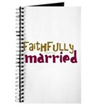 Faithfully Married Journal