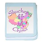 Shucheng China baby blanket