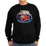 Fish Bowl Sweatshirt (dark)
