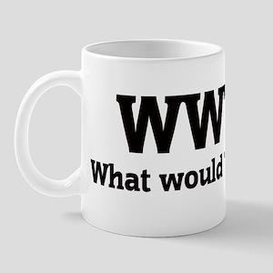 What would Tammy do? Mug